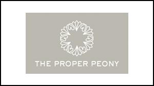 The Proper Peony